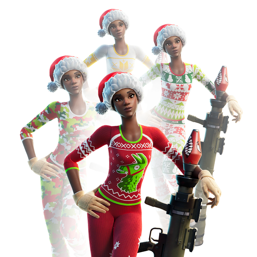 fortnite holly jammer skin