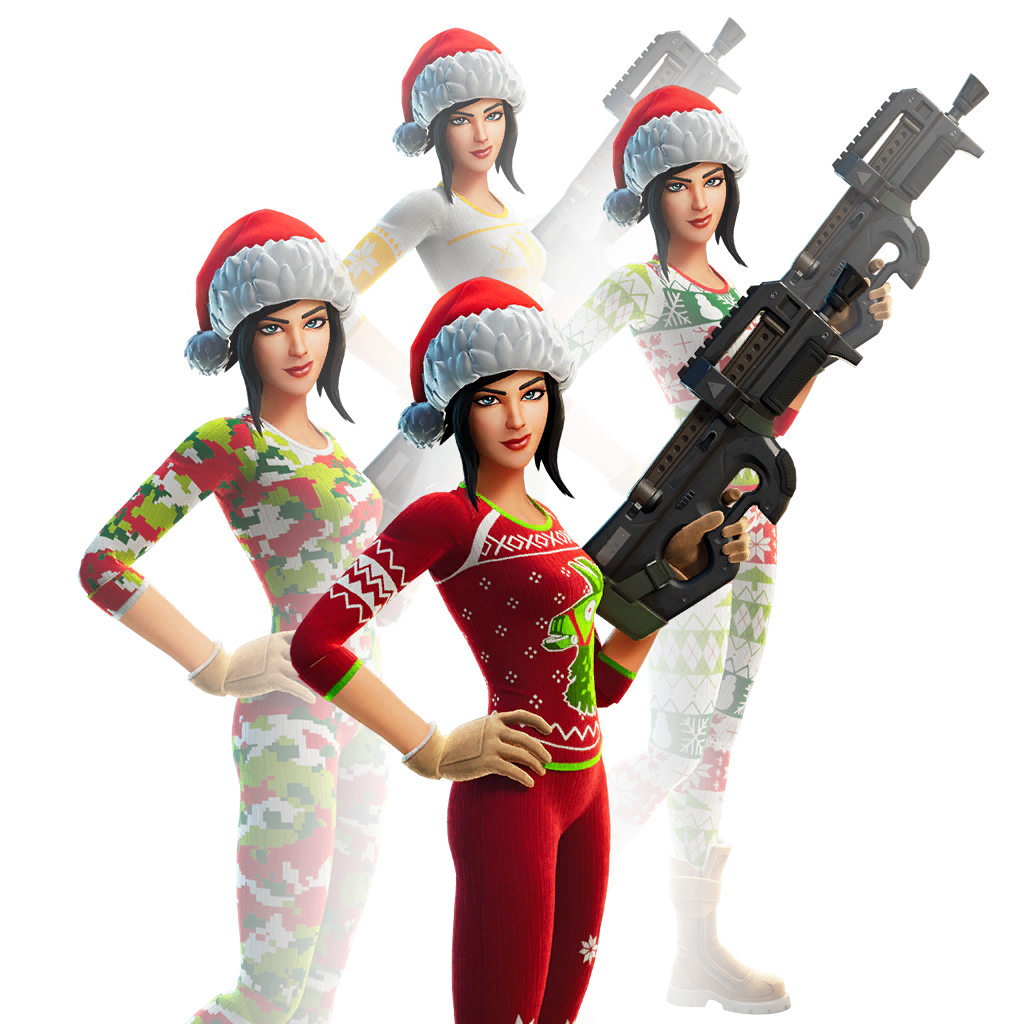 fortnite jolly jammer skin
