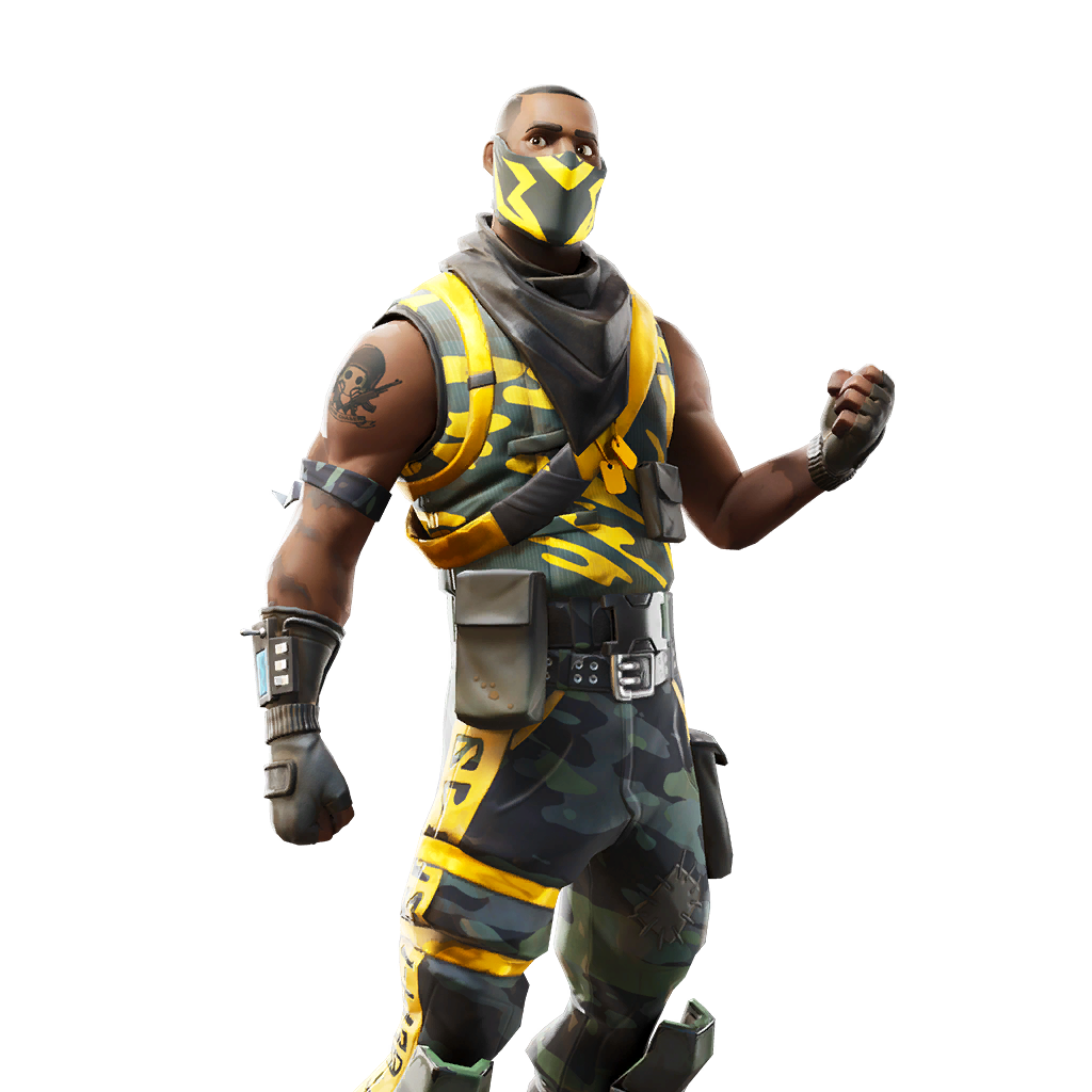 fortnite knockout skin