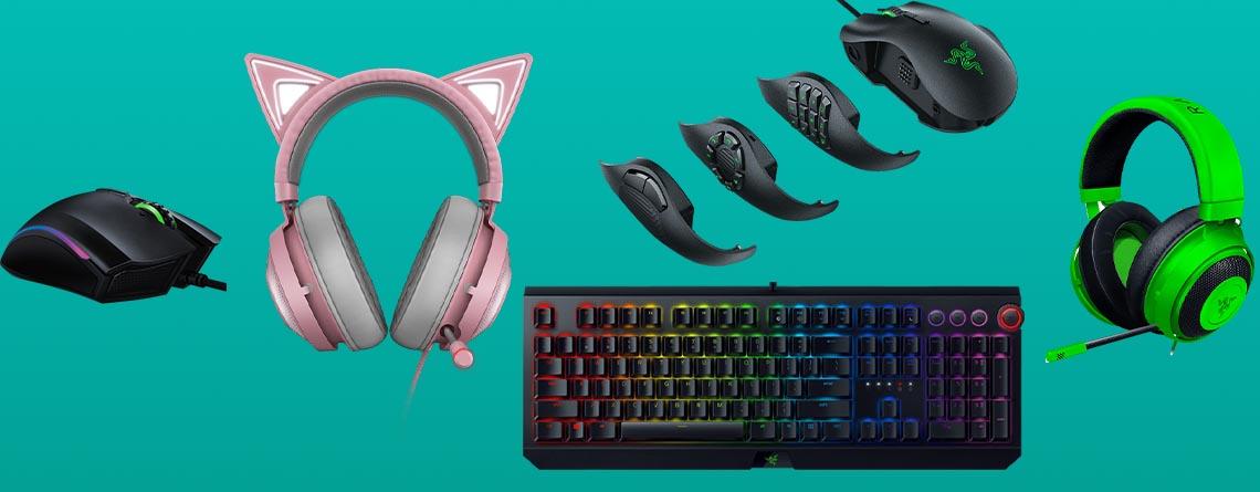 MediaMarkt Angebote: Razer Gaming-Produkte zum absoluten Bestpreis
