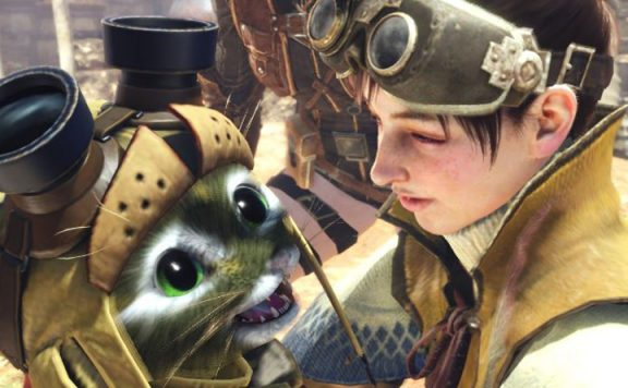 mhw palico event quests header