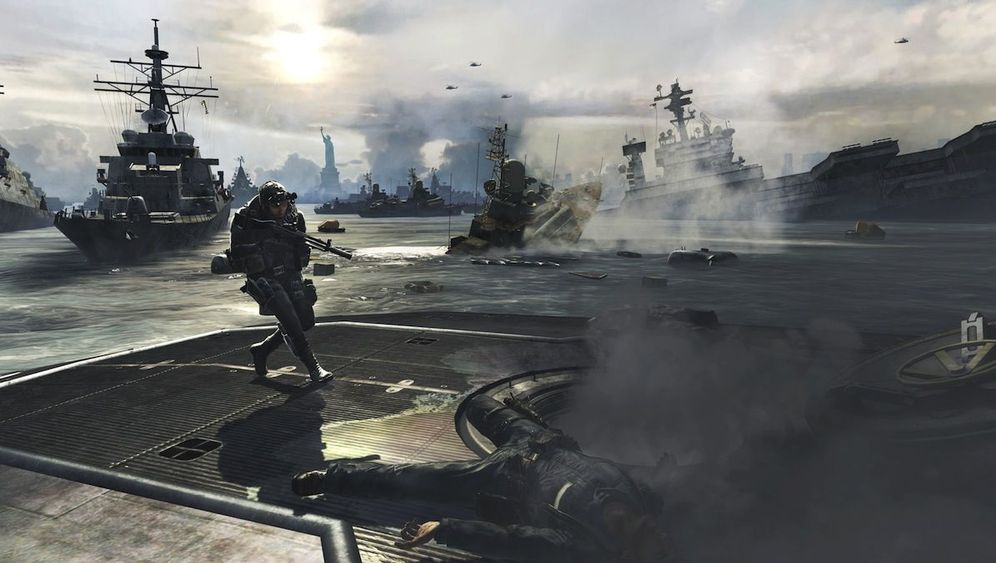 CoD-Modern Warfare uboot