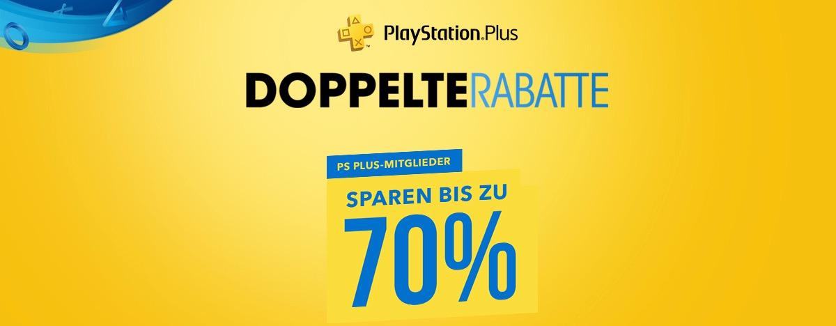 PS Store: PS Plus lässt euch jetzt bei hunderten PS4-Spielen doppelt sparen