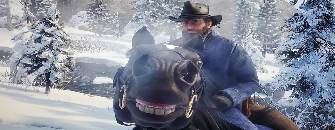 Red Dead Redemption 2: Pferd ist so loyal, das es gemeinsam mit einem Spieler Rache nimmt