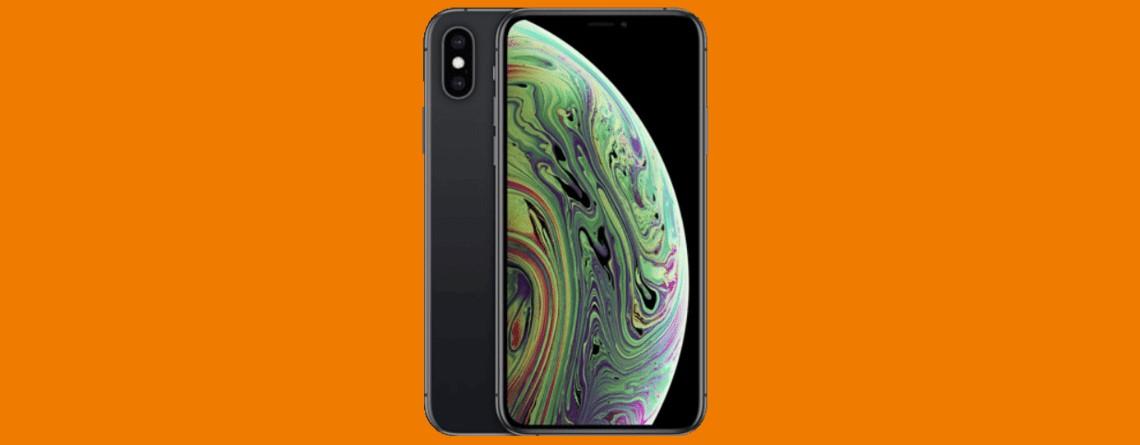 Apple iPhone XS mit LTE-Tarif aktuell für 36,99 Euro im Monat bei Saturn