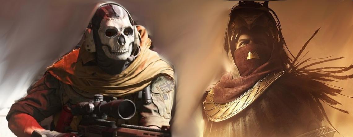 Als Destiny-2-Spieler fühle ich mich in Warzone erschreckend wohl