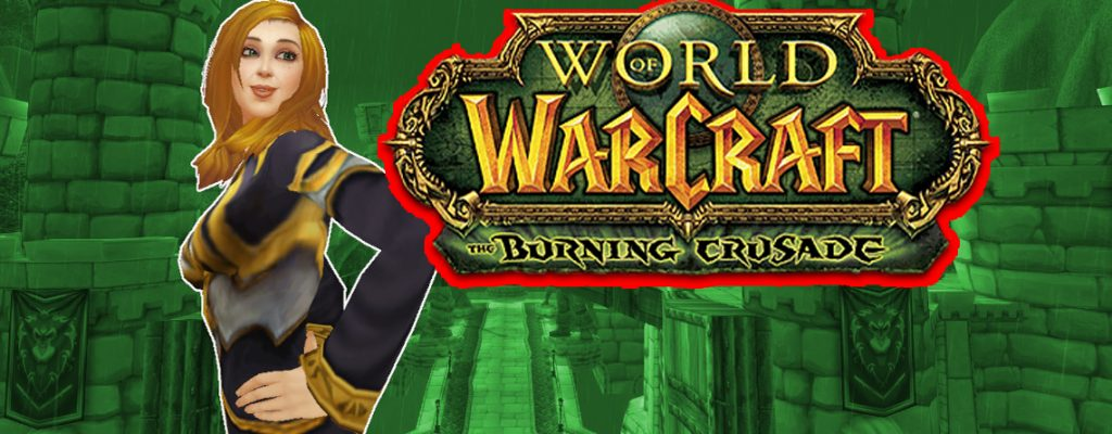 wow burning crusade classic header