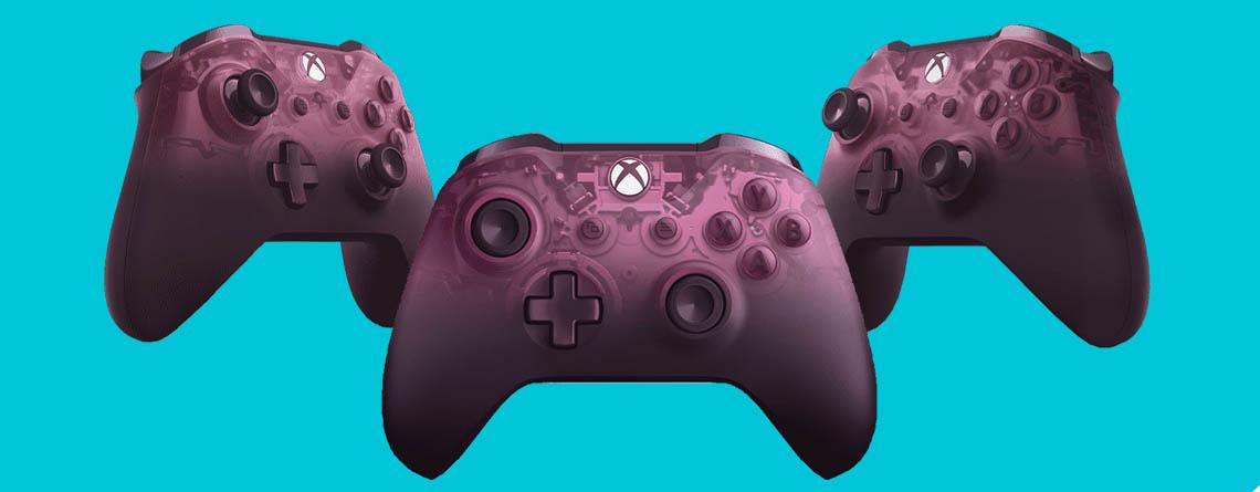 Phantom Magenta: Neuen Xbox-Controller jetzt vorbestellen