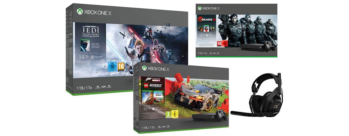 OTTO bietet die Xbox One X im Angebot zum Spitzenpreis an
