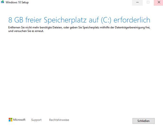 Windows installieren - download und Tricks