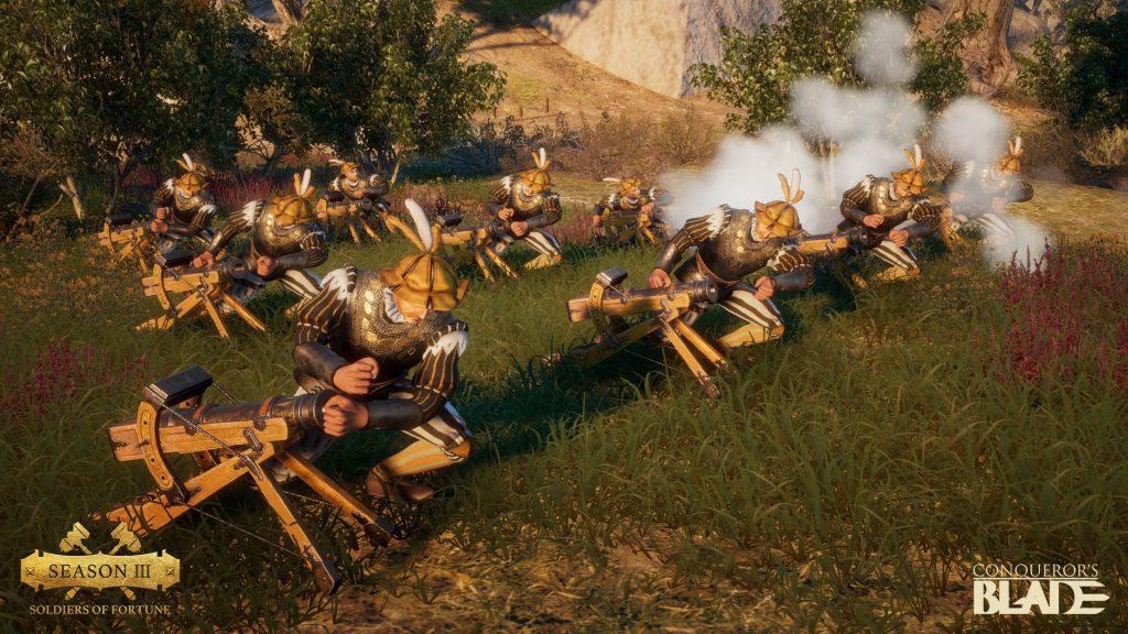 Artillerie Conquerors Blade