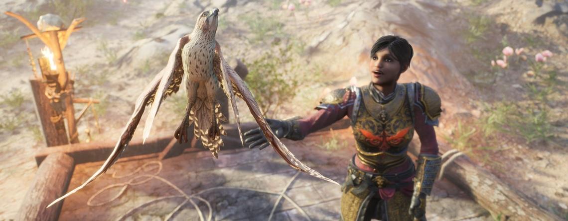 MMORPG-Hoffnung kommt endlich in Fahrt: Erst starkes Gameplay, nun Alpha-Start