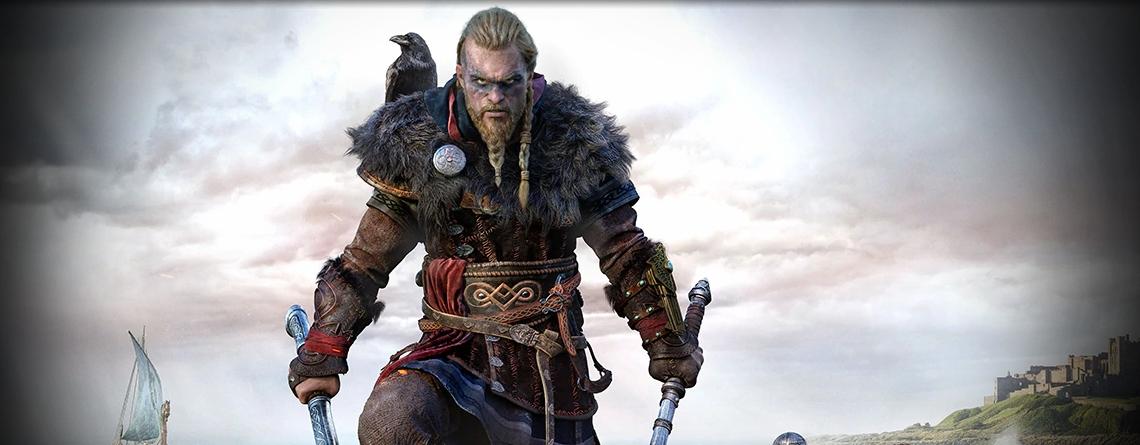 Xbox Series X zeigt erstes Gameplay, Assassin's Creed Valhalla ist mit dabei