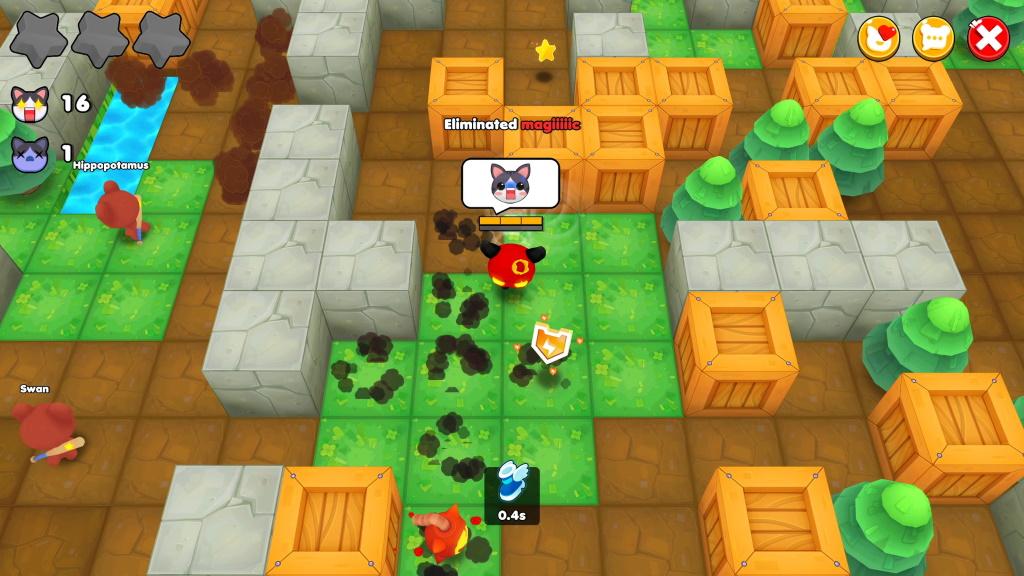 Bombergrounds Battle Royale Screenshot