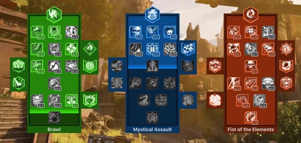 Level 57 Amara Build