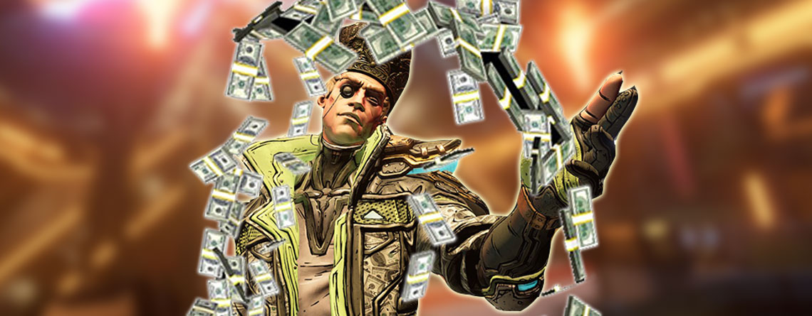 Borderlands 3: Hotfix bringt 2 neue Mini-Events – Eins macht euch reicher