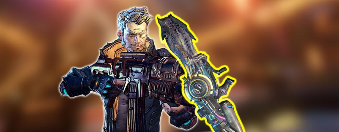 Borderlands 3 hat eine neue Überwaffe – hier findet ihr die Yellowcake