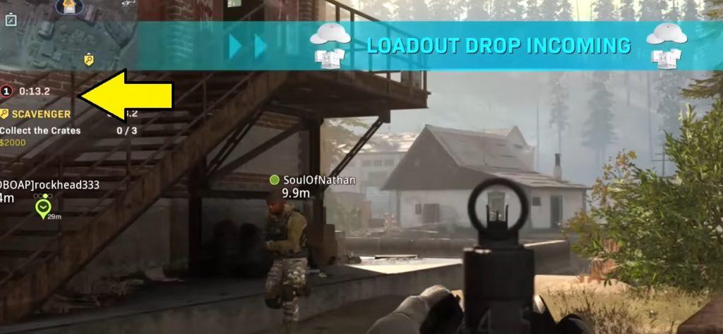 CoD Call Warzone Loadout Drops