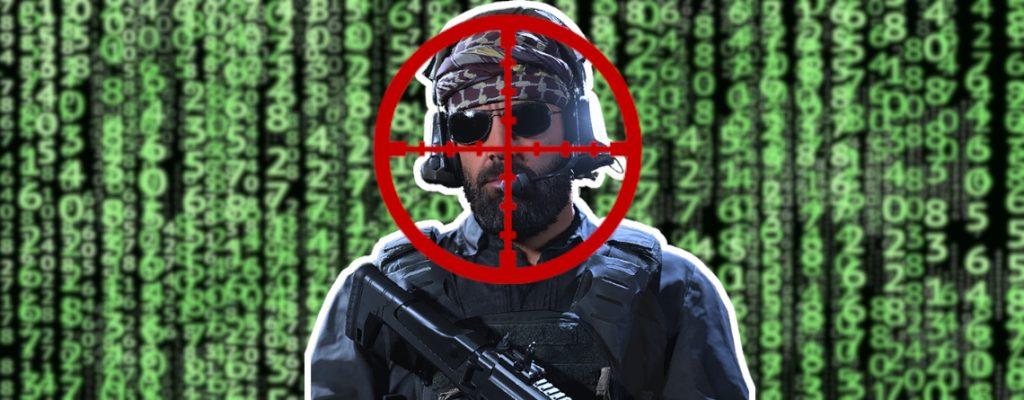 CoD Hacker Titel