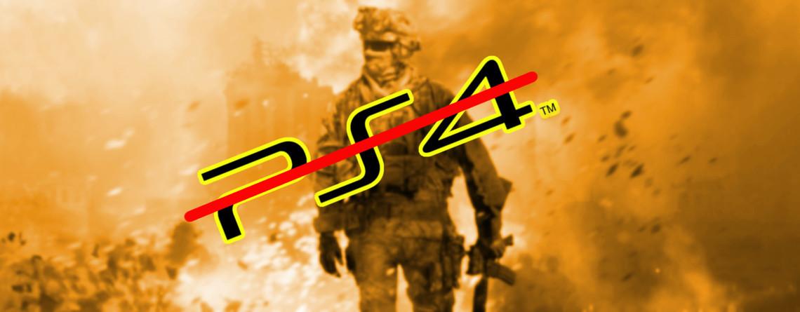 Nach PS4-Exclusive: CoD Modern Warfare 2 Remaster für PC & Xbox One ab jetzt live