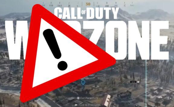 CoD Warzone Ausriufezeichen Titel