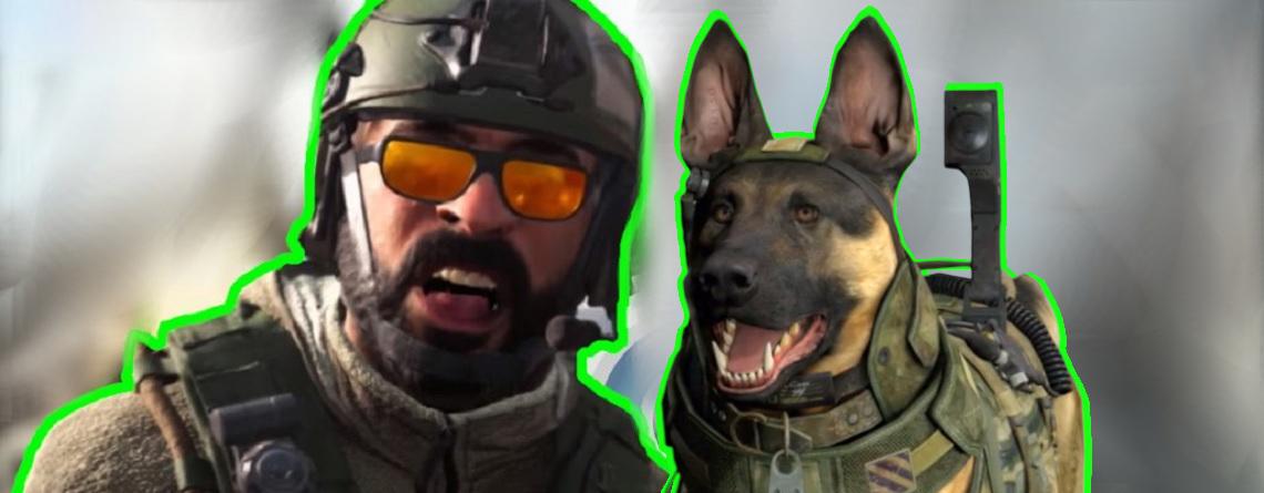 Absurder Bug in CoD Warzone verwandelt Waffen in Hunde, sorgt für Gelächter