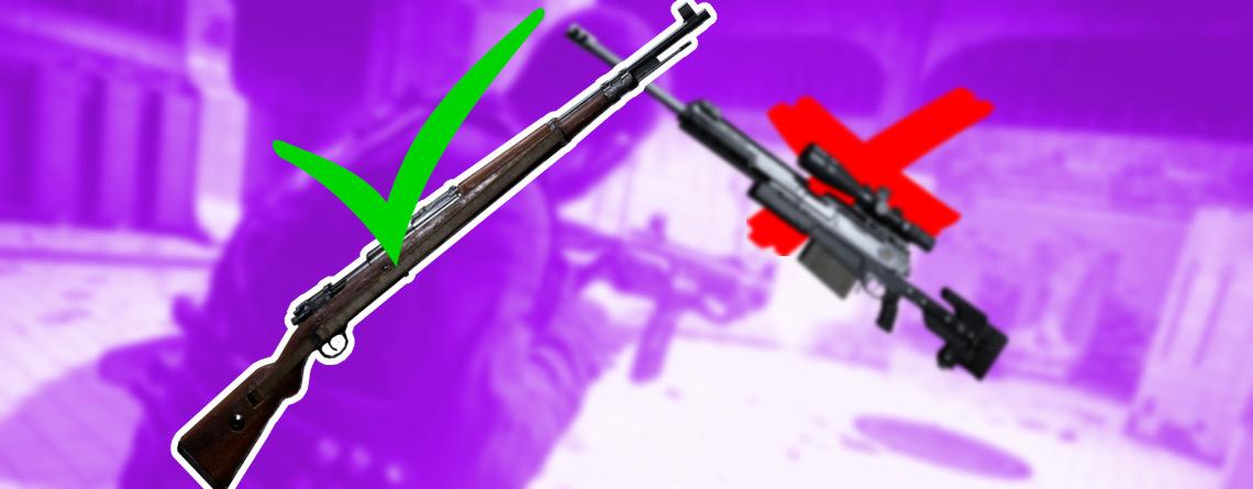 CoD Warzone hat wohl ein neues bestes Scharfschützengewehr