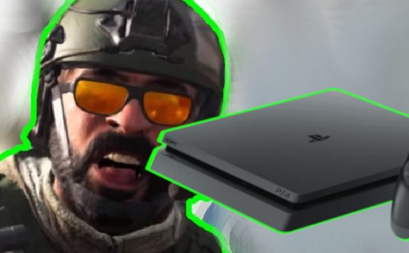 Cod Warfare Warzone Titel PS4 Speicher