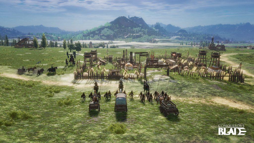 Conquerors Blade Offene Welt
