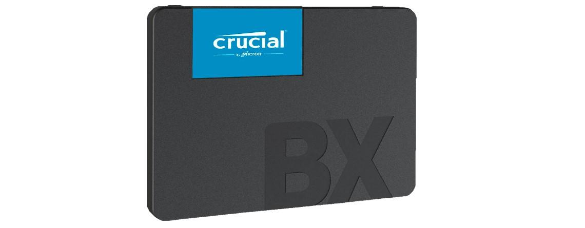 Beliebte Crucial-SSD aktuell günstig im Angebot bei Amazon und Co.
