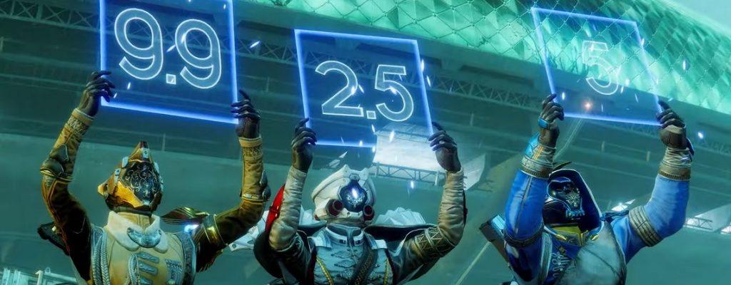 Destiny 2 Hüter-Spiele titel