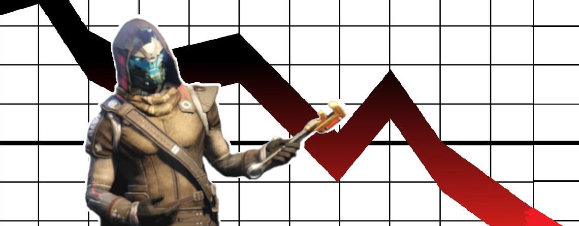 Analyse zeigt: So schlecht wie jetzt, gings euch mit Destiny 2 seit Jahren nicht
