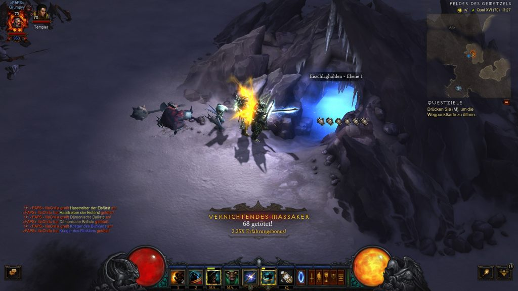 Diablo 3 Eisschlaghöhle