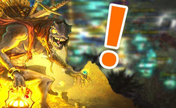 Diablo 3 Goblin Titel