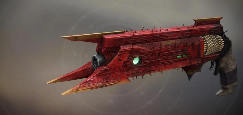 Dorn Thorn Ornament Heretic Exotic Destiny