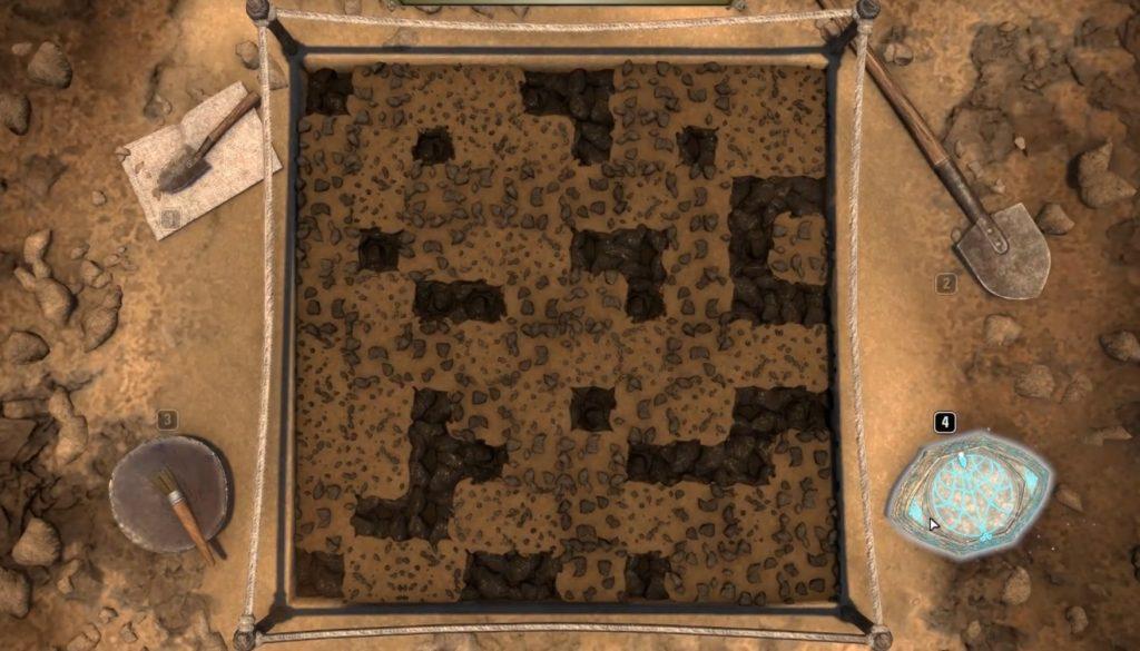 ESO Antiquitätensystem Minispiel 2