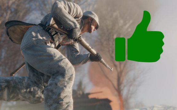 Enlisted Soldat