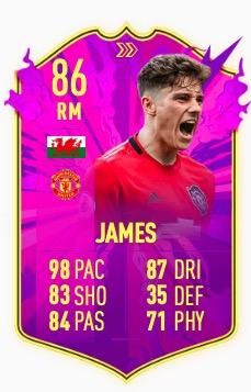 Faniel James Future Stars
