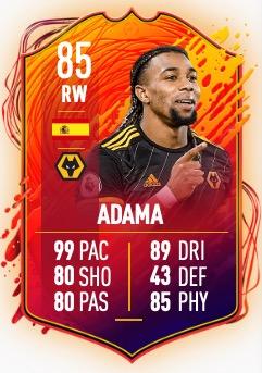 FIFA 20 Adama