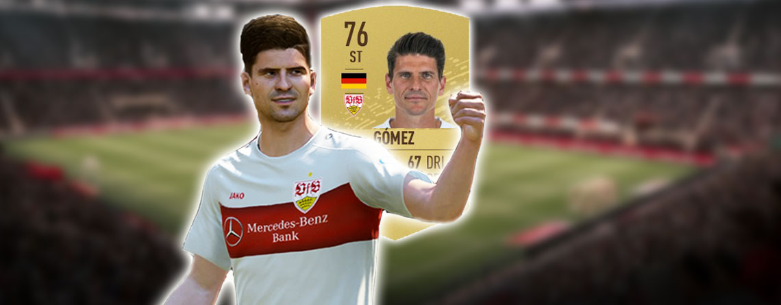 FIFA 20: Spieler zockt über 1.000 Spiele mit Mario Gomez – Wir fragten: Warum?