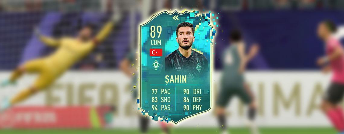 FIFA 20: Nuri Sahin bekommt starke Flashback-Karte – So holt ihr sie
