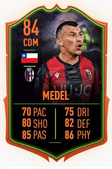FIFA 20 Scream Medel