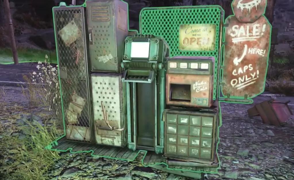 Fallout 76 Automaten