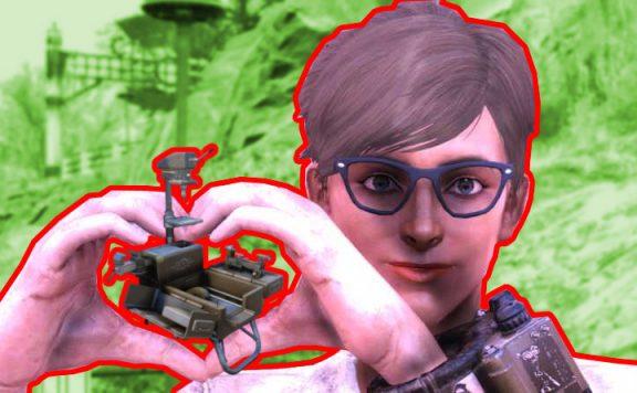 Fallout 76 Spielerin baut Camp Titel 3