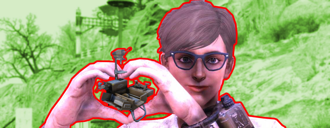 Spielerin baut für euch das Camp in Fallout 76 – Wir fragten nach ihrer Inspiration