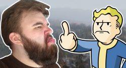 Fallout 76: Wenn ihr in Wastelanders ein Drecksack seid, finden euch sogar NPCs doof