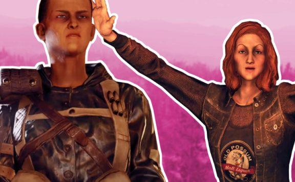 Fallout 76 Wastelandesr neuer Trailer Duchess Raider Titel
