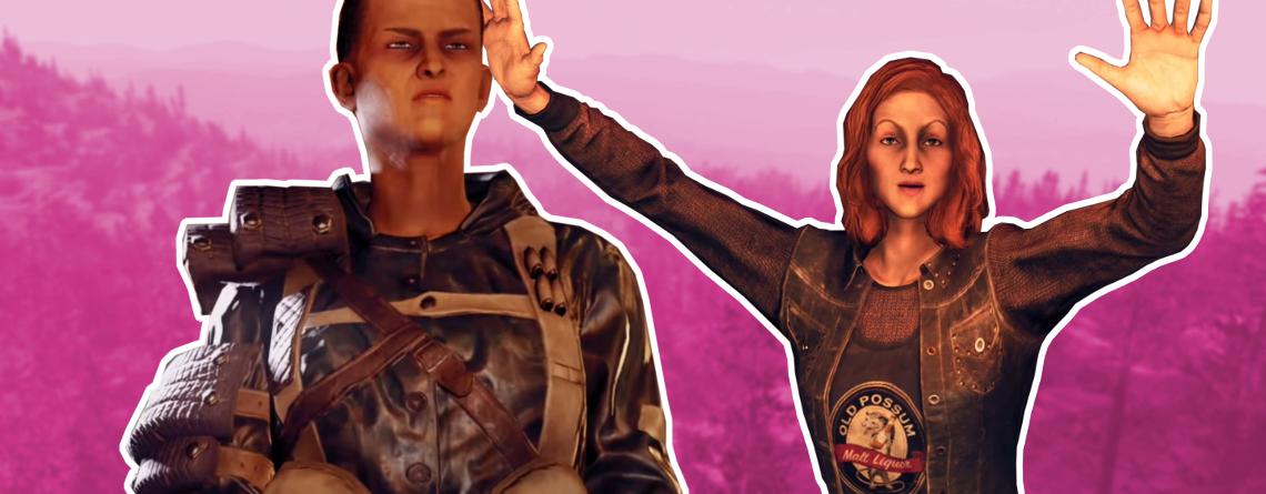 5 Gründe, warum der neue Trailer zu Wastelanders echt Lust auf Fallout 76 macht
