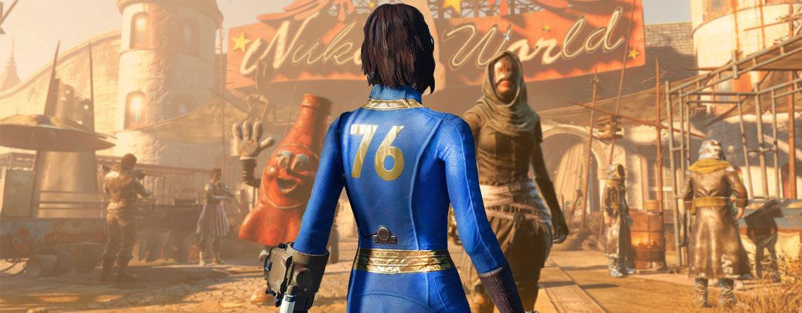 Fallout 76 – Was Wastelanders mit Fallout 3 und 4 gemeinsam hat