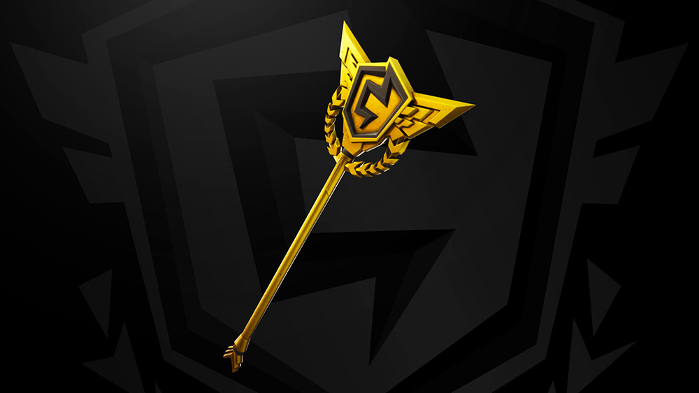 Fortnite Axe of Champions Original
